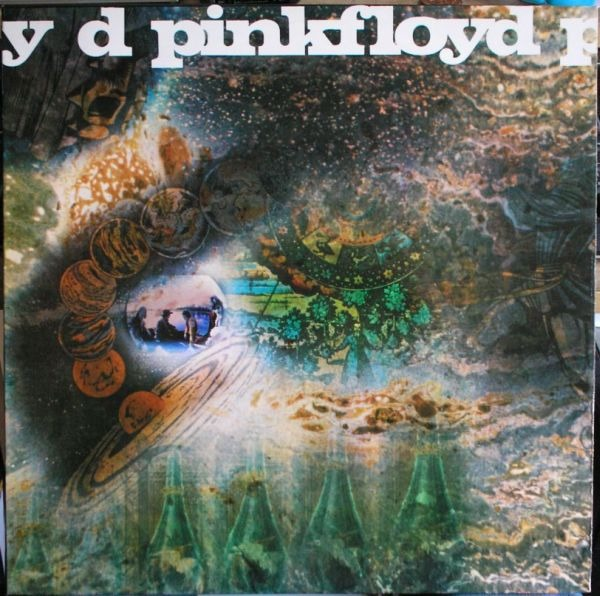 Pink Floyd - A Saucerful Of Secrets (UK 1968)