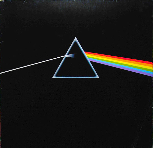 Pink Floyd - The Dark Side Of The Moon (UK 1973)