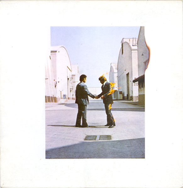 Pink Floyd - Wish You Were Here (UK 1975)