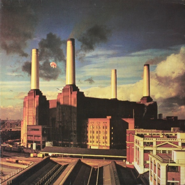 Pink Floyd - Animals (UK 1977)