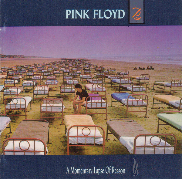 Pink Floyd - A Momentary Lapse Of Reason (UK 1987)