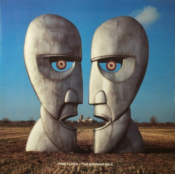 Pink Floyd - The Division Bell (UK 1994)