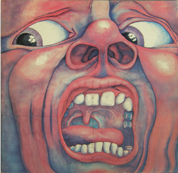 King Crimson - In The Court Of The Crimson King (An Observation By King Crimson) (UK 1969)