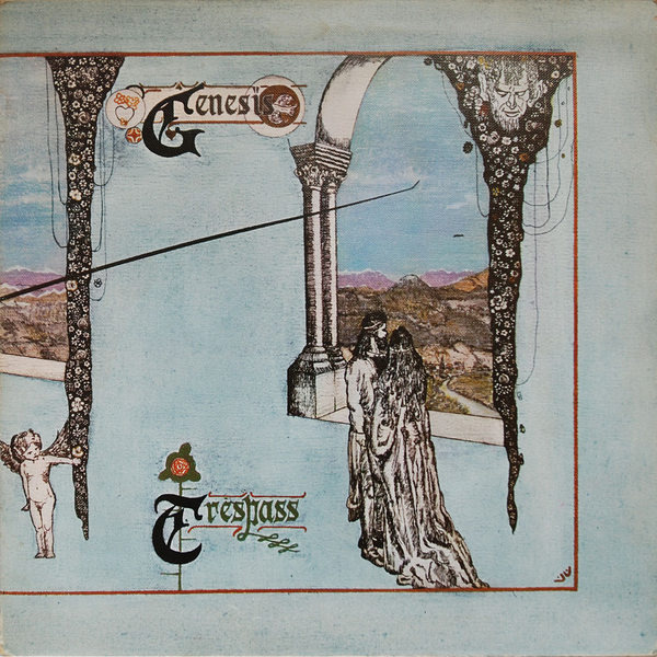 Genesis - Trespass (UK 1970)
