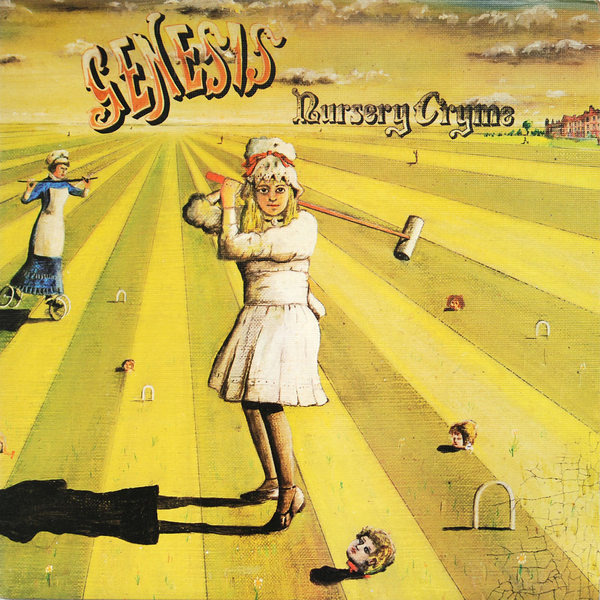 Genesis - Nursery Cryme (UK 1971)