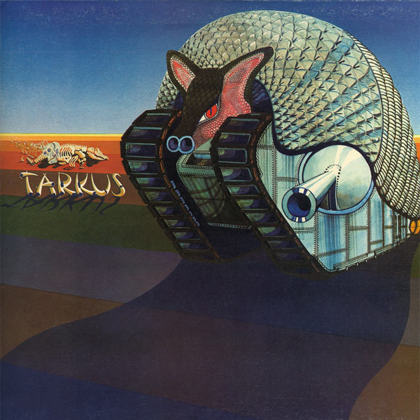 Emerson, Lake & Palmer - Tarkus (UK 1971)