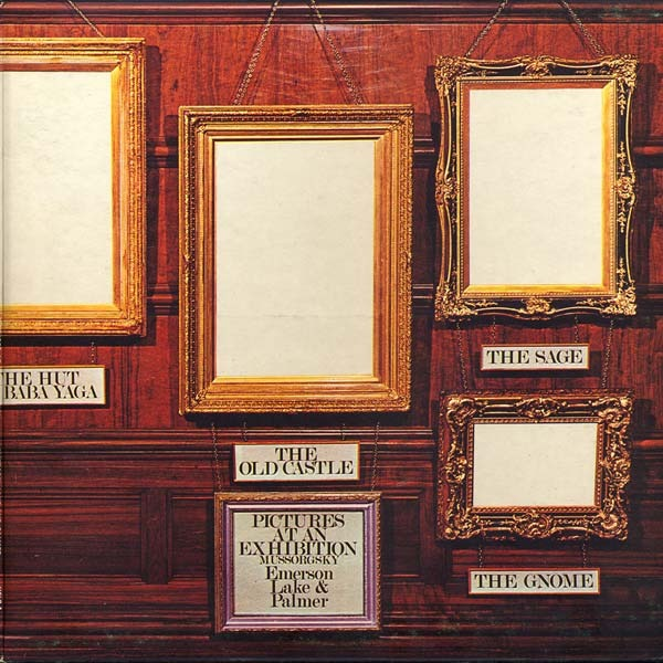 Emerson, Lake & Palmer - Pictures At An Exhibition (UK 1971)
