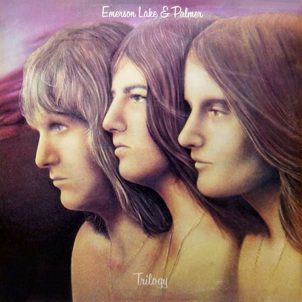 Emerson, Lake & Palmer - Trilogy (UK 1972)