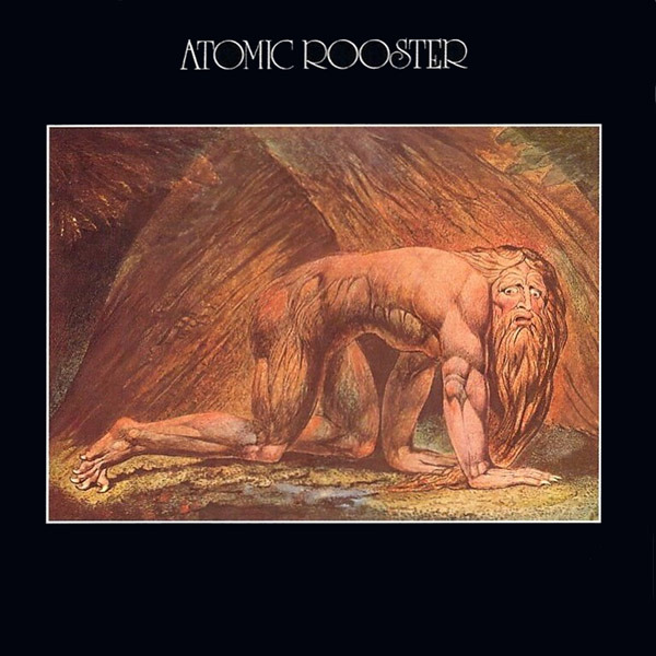Atomic Rooster - Death Walks Behind You (UK 1970)