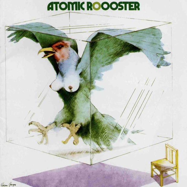 Atomic Rooster - Atomic Rooster (UK 1970)