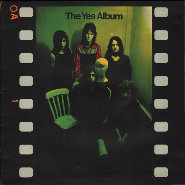 Yes - The Yes Album (UK 1971)