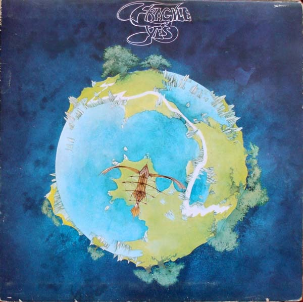 Yes - Fragile (UK 1971)