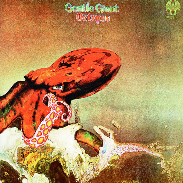 Gentle Giant - Octopus (UK 1972)
