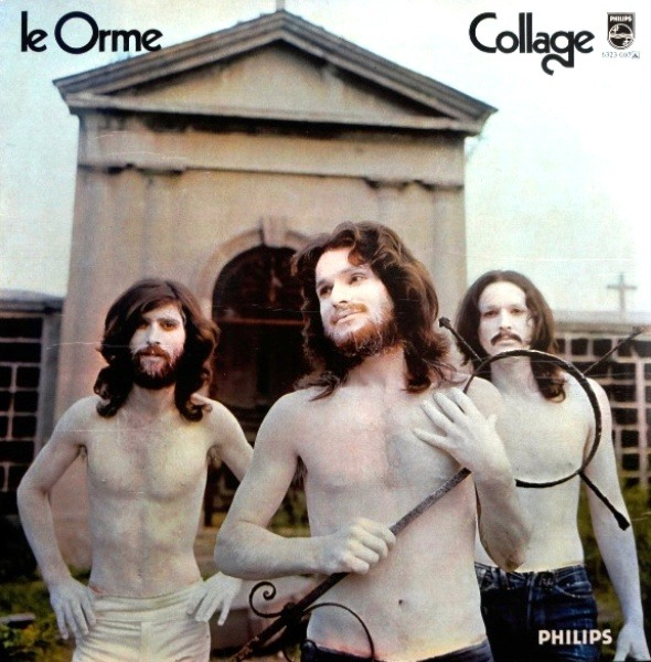 Le Orme - Collage (Italy 1971)