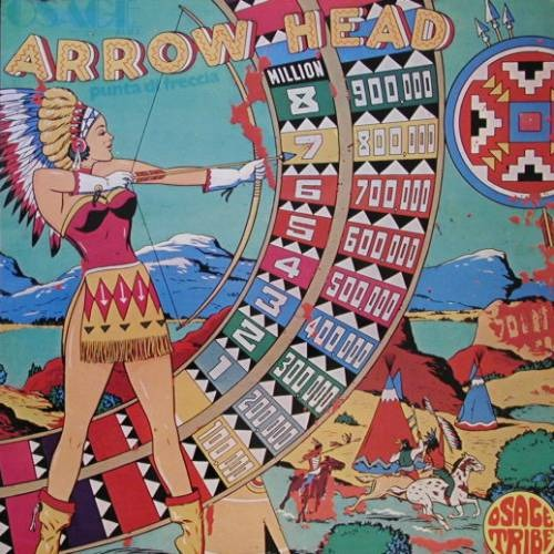 Osage Tribe - Arrow Head (Italy 1972)