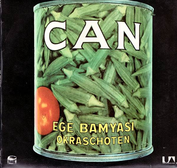 Can - Ege Bamyasi (Germany 1972)