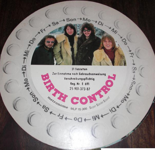 Birth Control - Birth Control (Germany 1970)