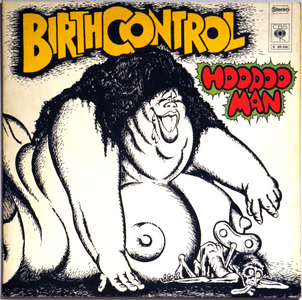 Birth Control - Hoodoo Man (Germany 1972)
