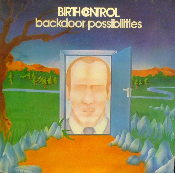 Birth Control - Backdoor Possibilities (Germany 1976)