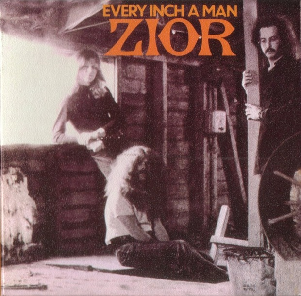 Zior - Every Inch A Man (Germany 1973)