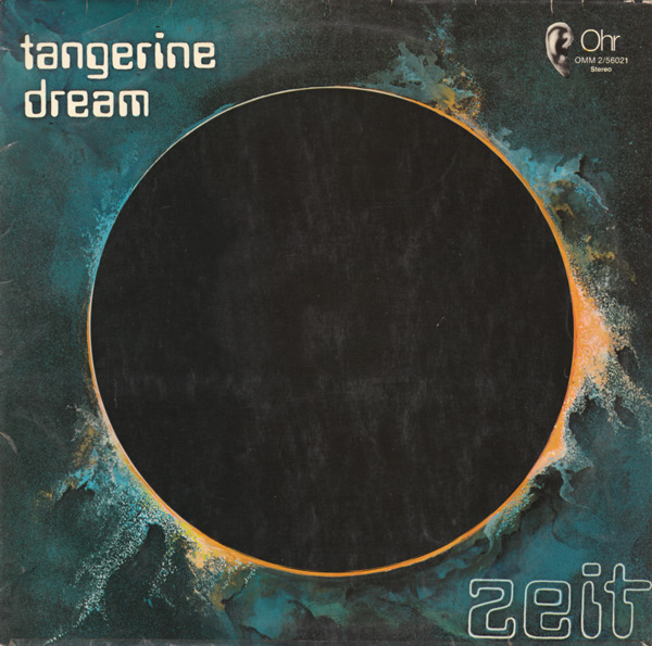 Tangerine Dream - Zeit (Germany 1971)