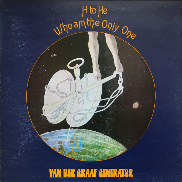 Van Der Graaf Generator - H To He Who Am The Only One (UK 1970)