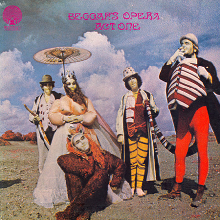 Beggar's Opera - Beggars Opera Act One (UK 1970)