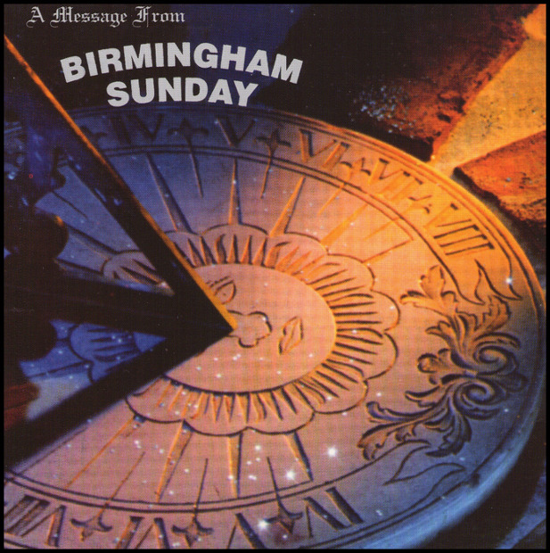 Birmingham Sunday - A Message From Birmingham Sunday (US 1967)