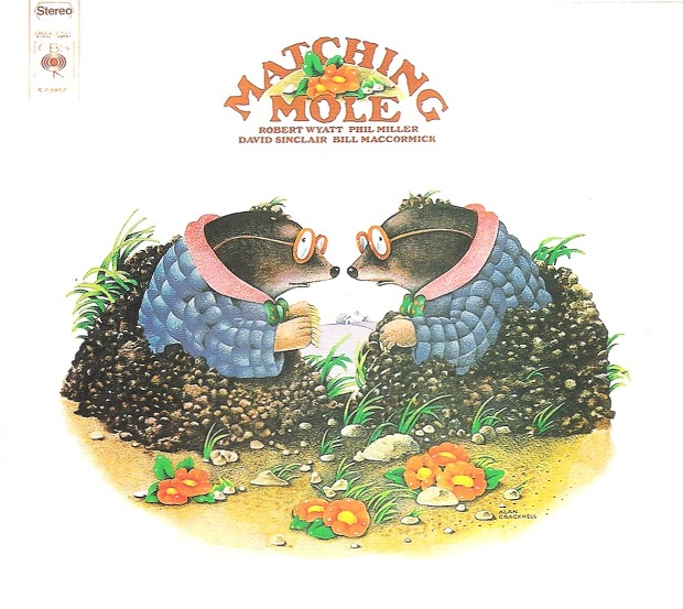 Matching Mole - Matching Mole (UK 1972)