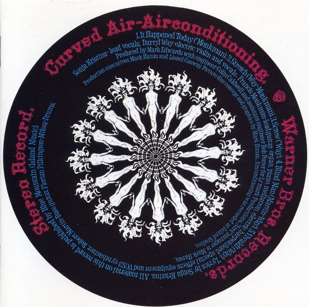 Curved Air - Airconditioning (UK 1970)
