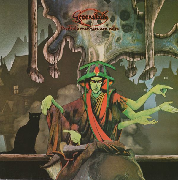 Greenslade - Bedside Manners Are Extra (UK 1973)