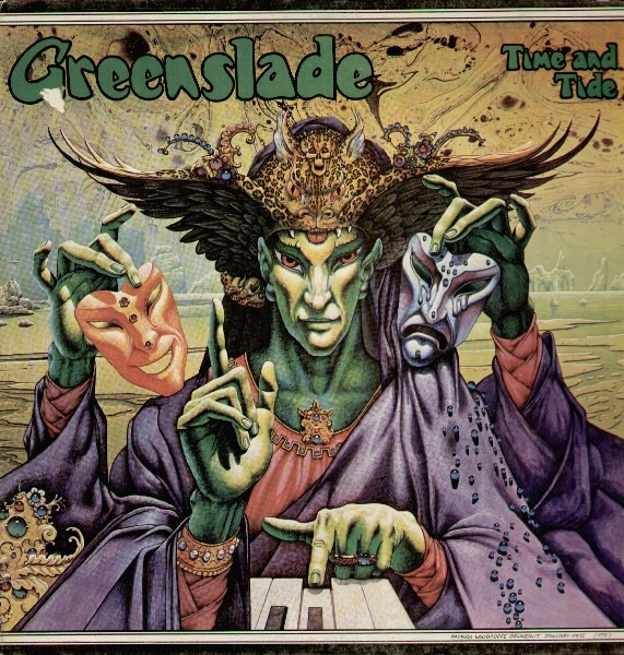 Greenslade - Time And Tide (UK 1975)