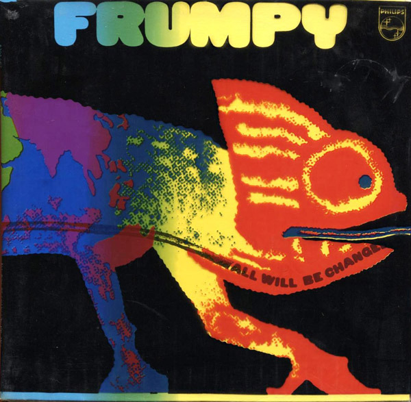 Frumpy - All Will Be Changed (Germany 1970)