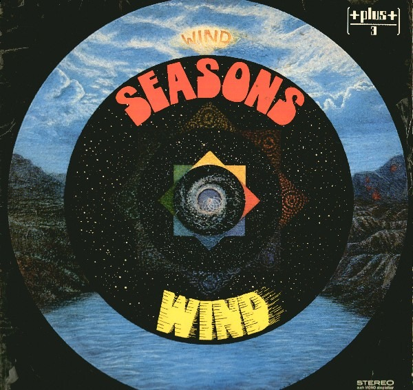 Wind - Seasons (Germany 1971)
