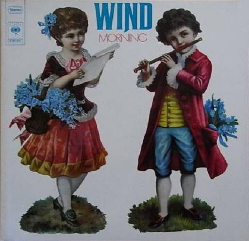 Wind - Morning (Germany 1972)