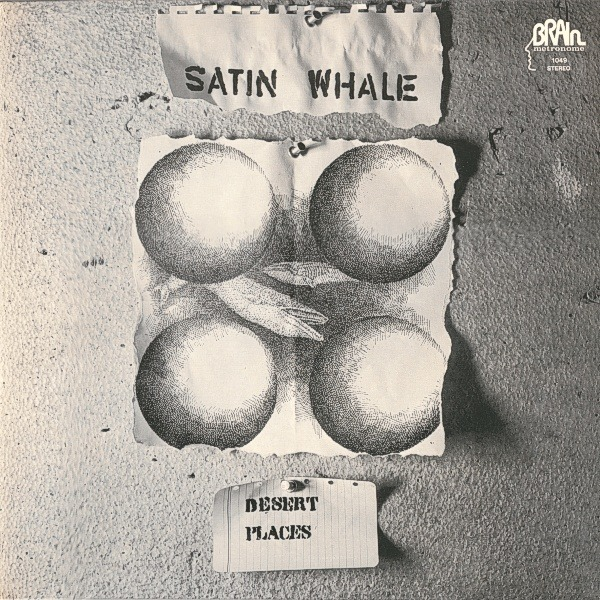 Satin Whale - Desert Places (Germany 1974)