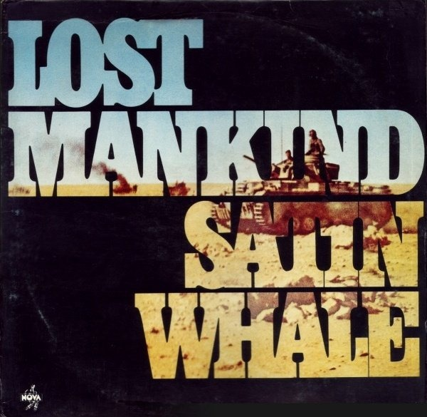 Satin Whale - Lost Mankind (Germany 1975)