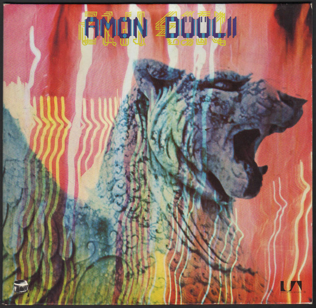 Amon Düül II - Wolf City (Germany 1972)