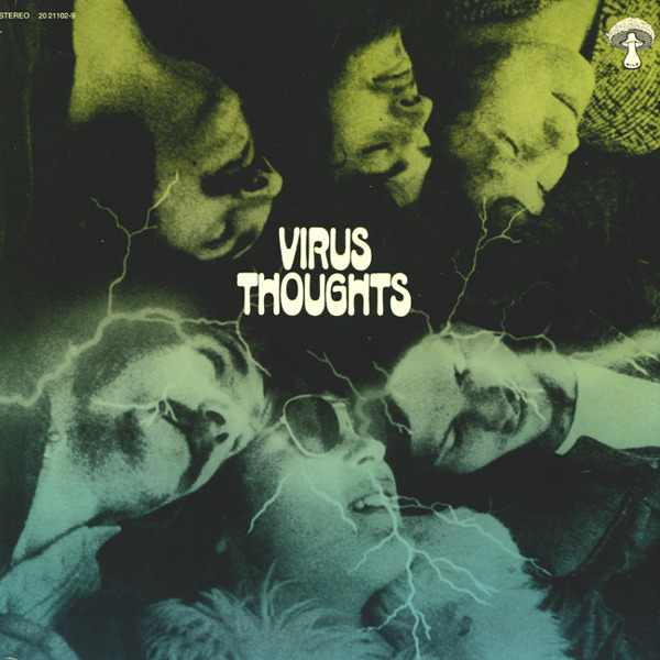 Virus - Thoughts (Germany 1971)