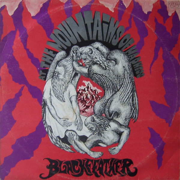 Blackfeather - At The Mountains Of Madness (Australia 1971)