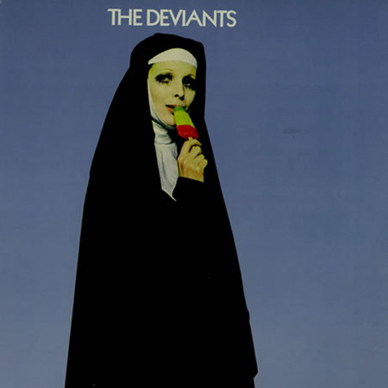 Deviants, The - The Deviants (UK 1969)