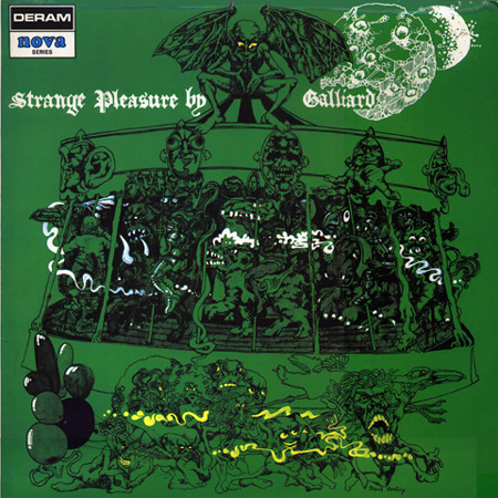 Galliard - Strange Pleasure (UK 1969)