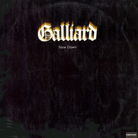 Galliard - New Dawn (UK 1970)