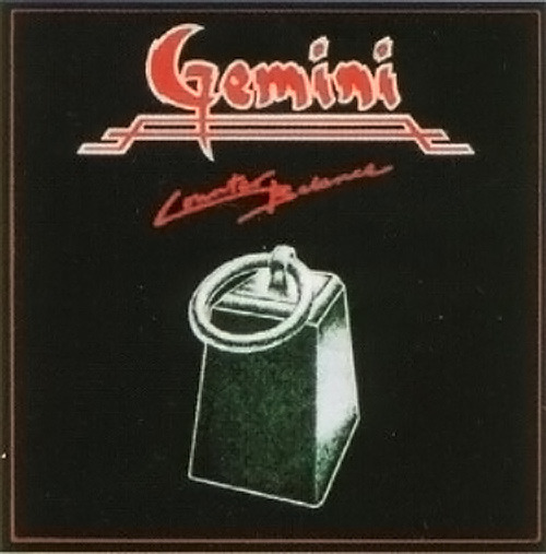Gemini - Counter Balance (UK 1981)