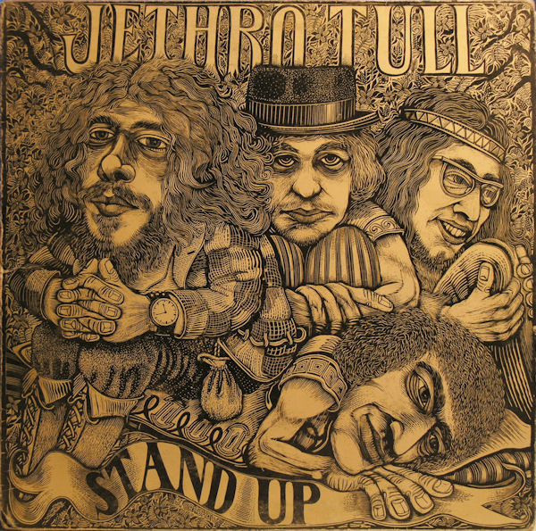 Jethro Tull - Stand Up (UK 1969)