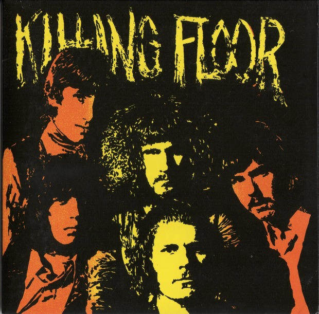 Killing Floor - Killing Floor (UK 1969)