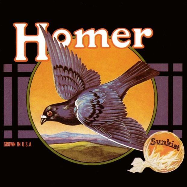 Homer - Grown In U.S.A. (US 1970)