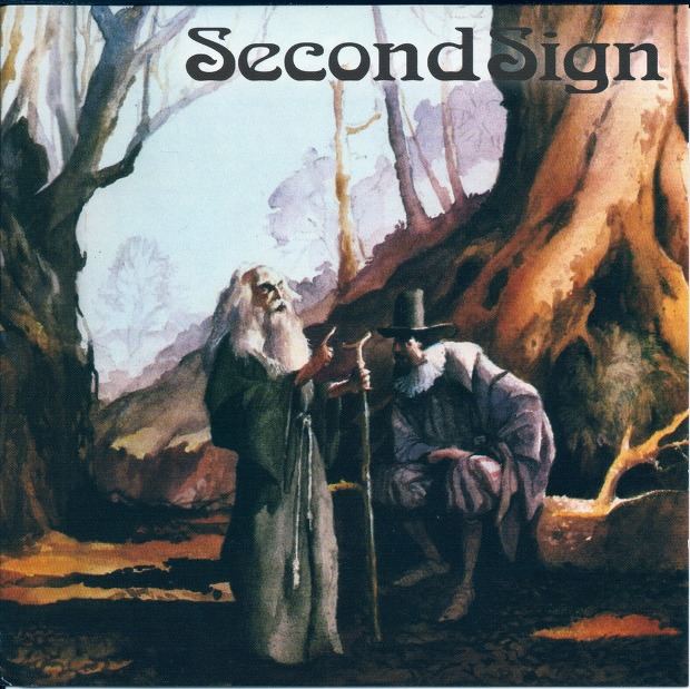 Second Sign - Second Sign (UK 1975)