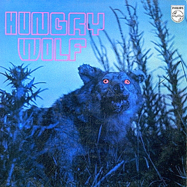 Hungry Wolf - Hungry Wolf (UK 1970)