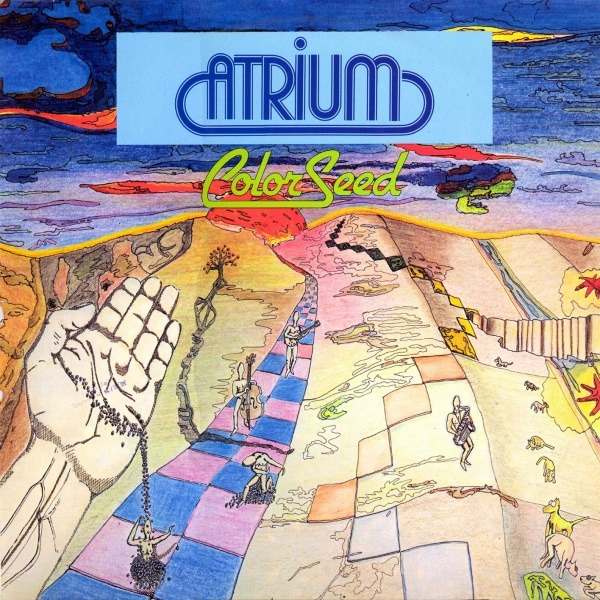 Atrium - Color Seed (Germany 1979)